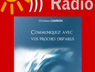 Seconde interview Radio Christian Cambois sur Fréquence Evasion
