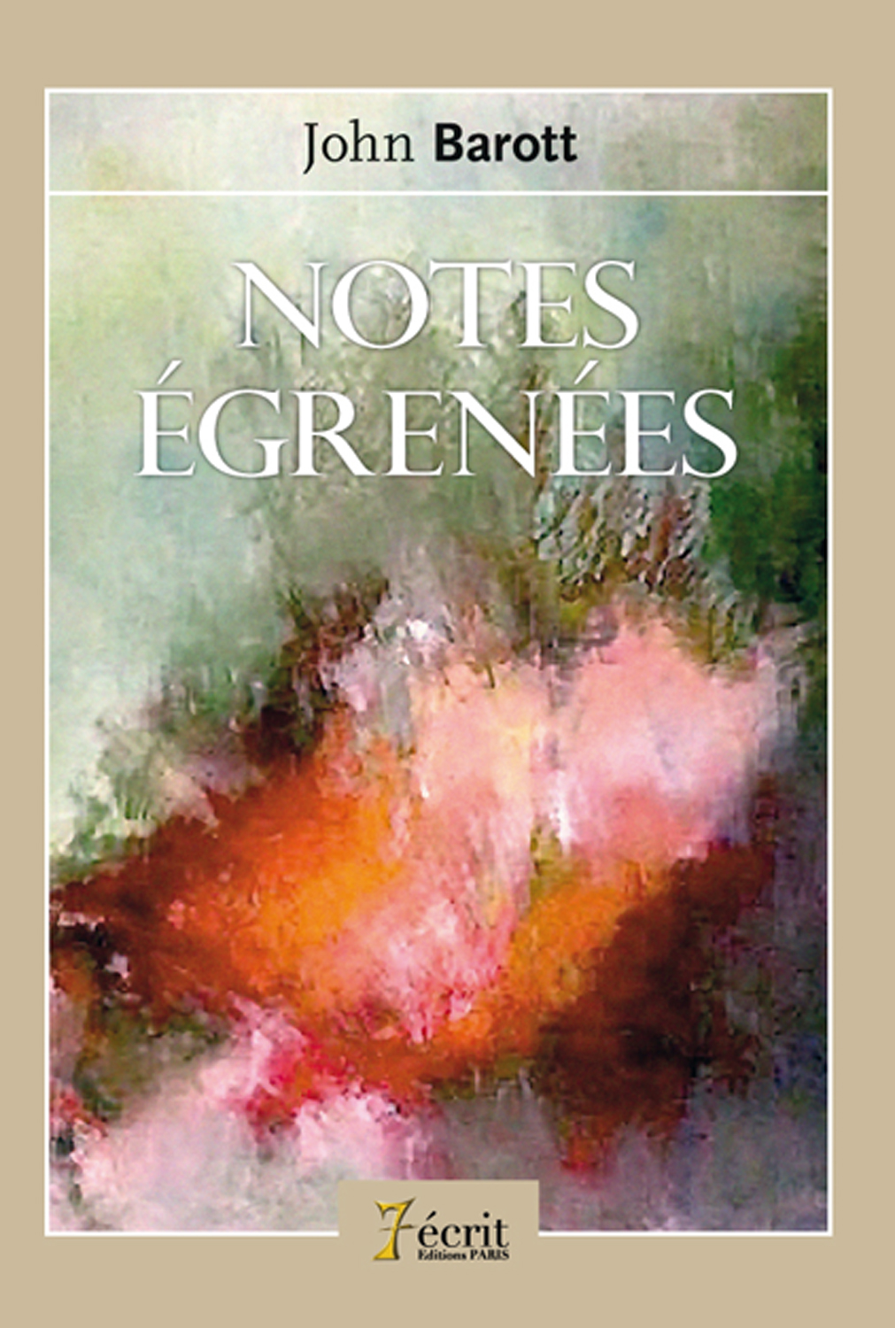 Notes égrenées