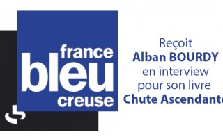 Alban Bourdy en interview chez Radio France Bleu Creuse