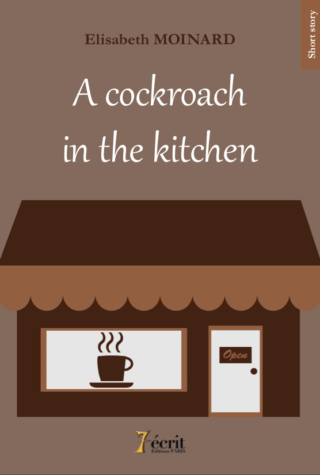 A COCKROACH IN THE KITCHEN