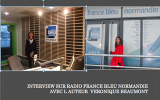 Actualité : Véronique Beaumont en interview sur la radio France Bleu de Normandie