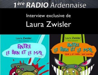 Interview exclusive de Laura Zwisler sur Radio RVM