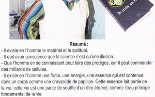 Interview exclusif du Docteur Colas