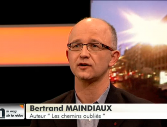 Bertrand Maindiaux face au média