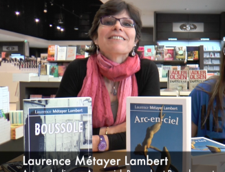 Interview de Laurence Métayer-Lambert au centre Culturel